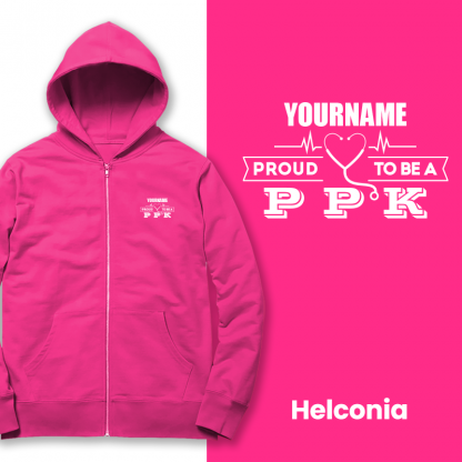 proud to be a ppk helconia