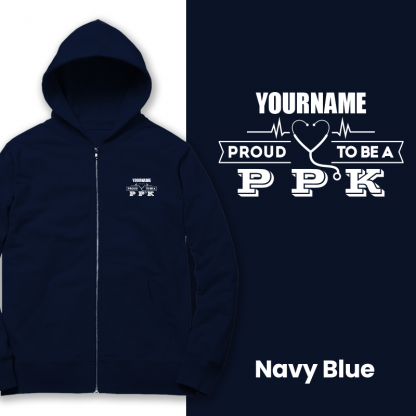 proud to be a ppk navy blue