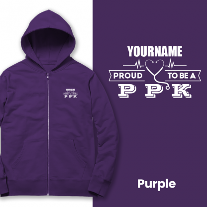 proud to be a ppk purple