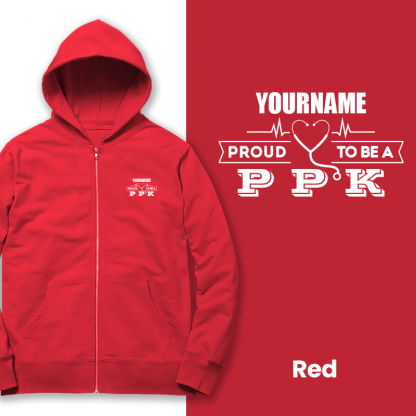 proud to be a ppk red