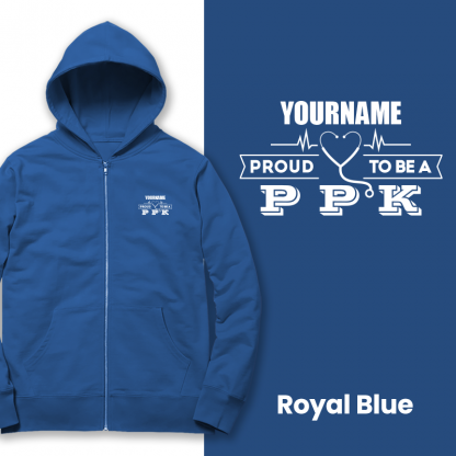 proud to be a ppk royal blue