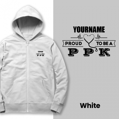 proud to be a ppk white