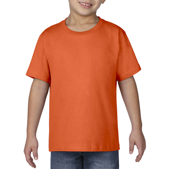Kids-Short-sleeve-Orange
