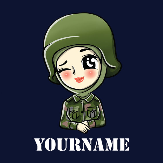 cute-army-girl