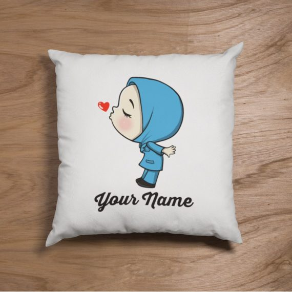 cute-sister-hijab-pillow-couple