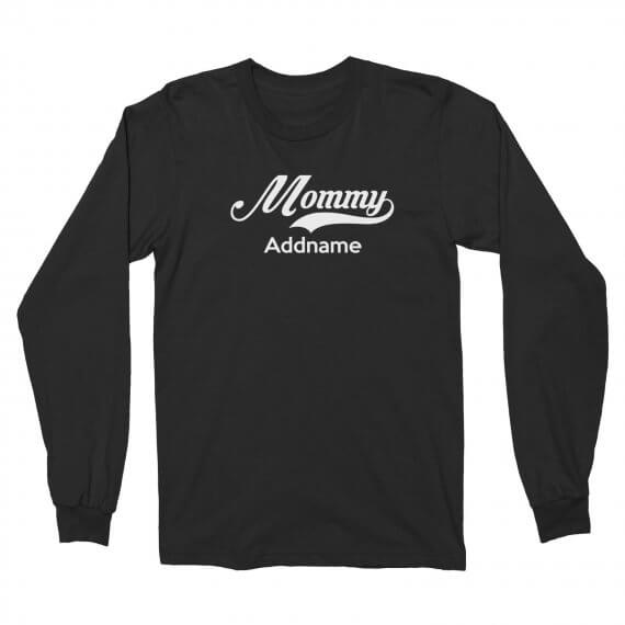 Long-Sleeve-Retro-Family-Mommy-Addname-Black