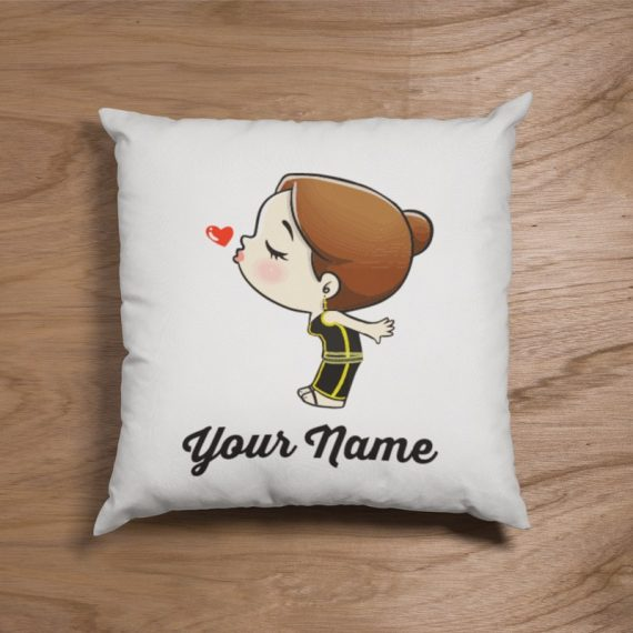 cute-kadazan-female-wedding-couple-pillow