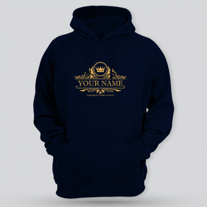 copyright all rights reserved navy blue