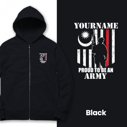 proud to be an army black 1