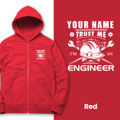 trust me im an engineer red