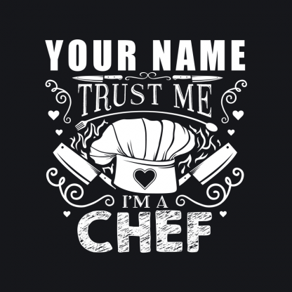 trust the chef image 1