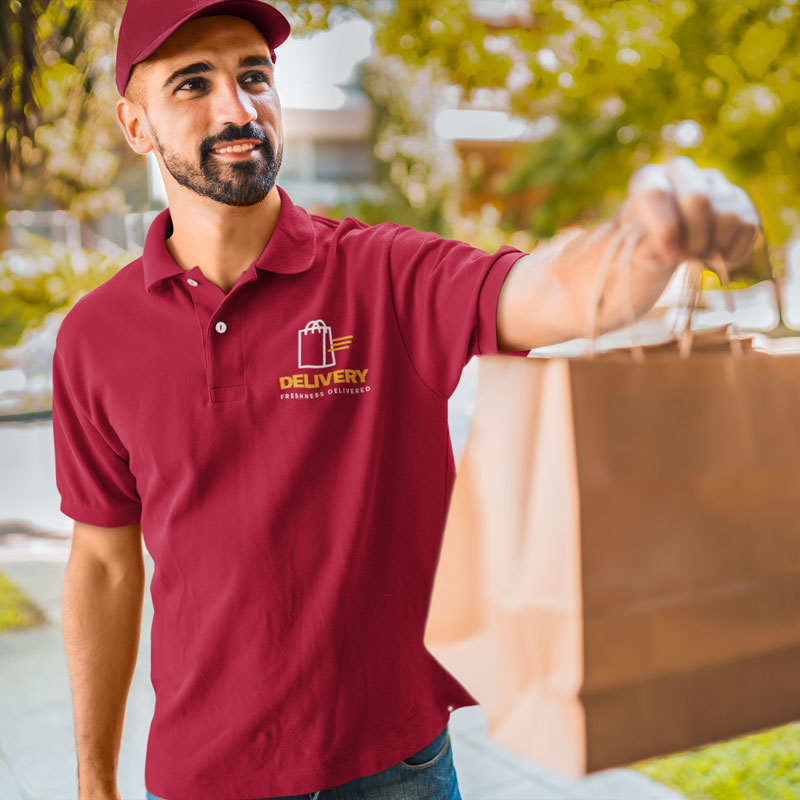 food delivery Polo T 1