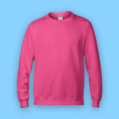 sweater helconia front
