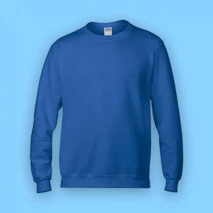 sweater royal front