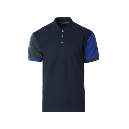 nhb 2300 polo tee navy forest green royal