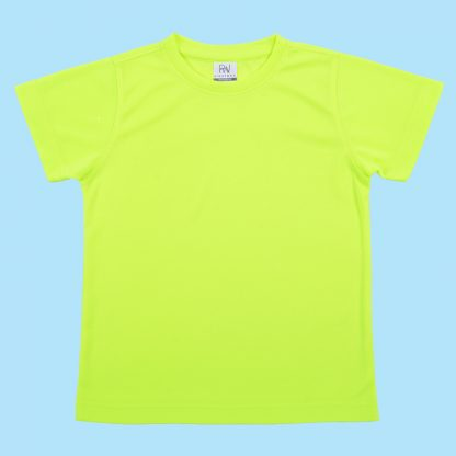 QDY 6126 Fluorescent Yellow Front