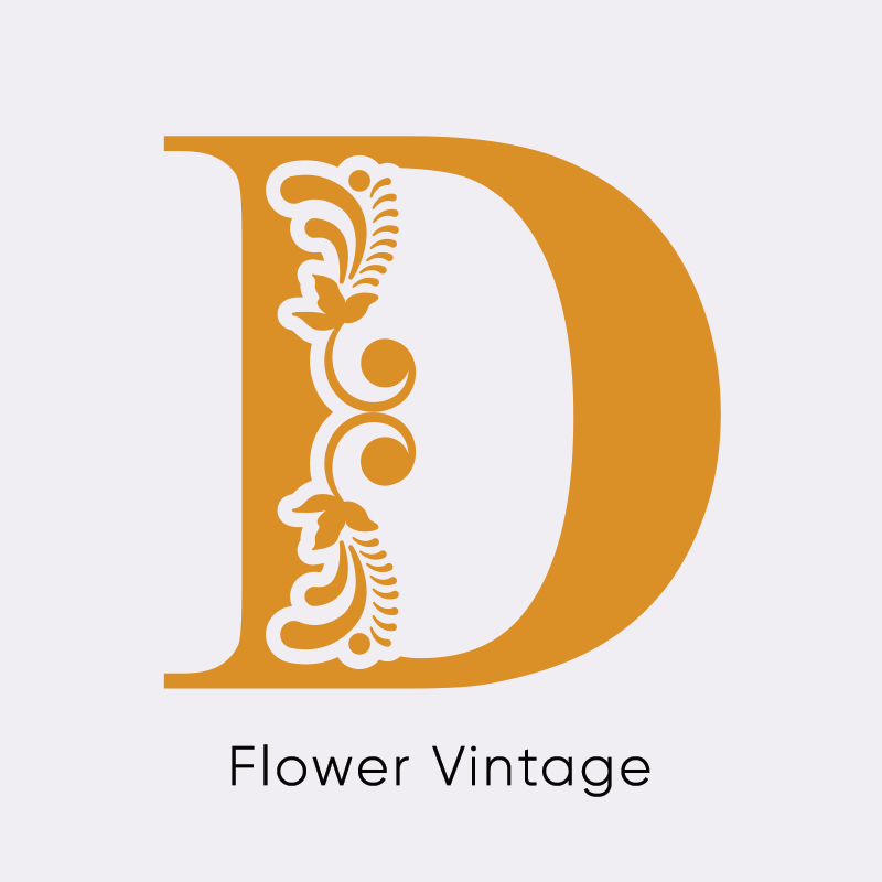 Flower Vintage-4