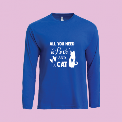 All You Need Is Love Cat royal