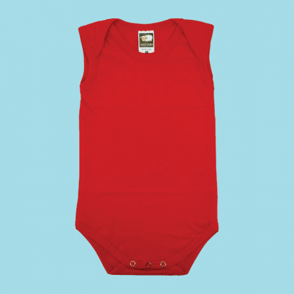 IFC16 Singlet Rompers Red