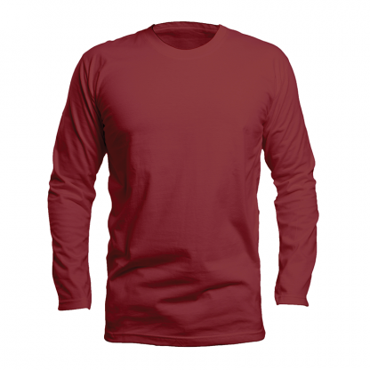 RNL maroon front