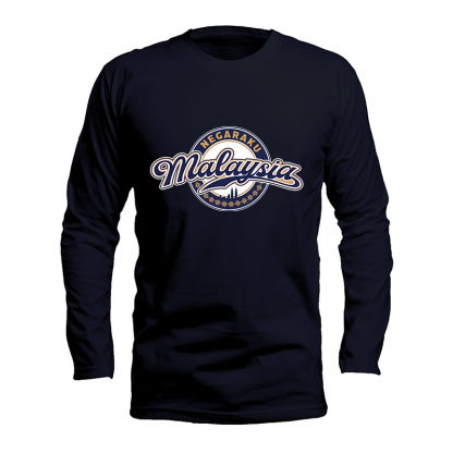 Go For Gold LS Cotton navy knight